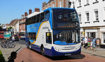15989 - YN64XST - Chichester (West St)