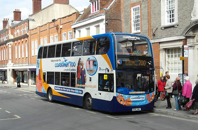 15591 - GX10HAU - Chichester (West St) - 30.3.13