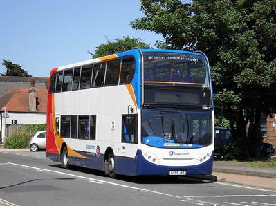 15586 - GX59JYT - Chichester (Basin Rd) - 16.6.10