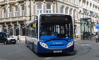 37173 - YX64VNS- Cardiff (St. Mary St)