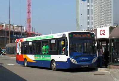 36792 - CN62CXC - Cardiff (bus station)