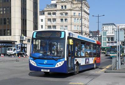 36402 - CN11BZR - Cardiff (Wood St)