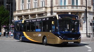 26102 - YX66WJK - Cardiff (St. Mary St)