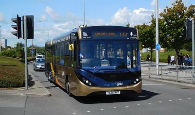 26089 - YX66WHT - Cardiff Bay (Millenium Centre)