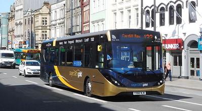 26101 - YX66WJK - Cardiff (St. Mary St)