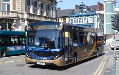 26099 - YX66WKF - Cardiff (Wood St)