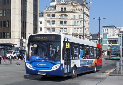 27196 - SL64HYH - Cardiff (Wood St)