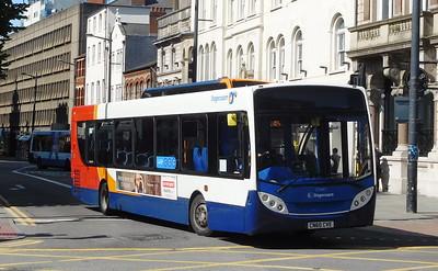 27687 - CN60CVE - Cardiff (Wood St)
