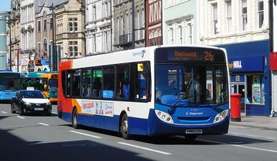 27690 - CN60CVH - Cardiff (St. Mary St)