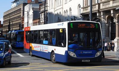 27692 - CN60CVK - Cardiff (St. Mary St)