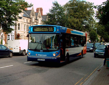 33606 - R606SWO - Cardiff (Cathedral Road) - 2.8.07