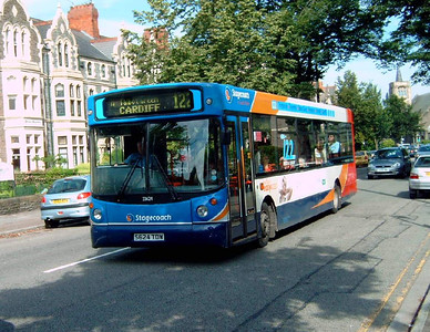33624 - S624TDW - Cardiff (Cathedral Road) - 2.8.07