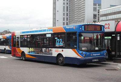 33607 - R607SWO - Cardiff (bus station) - 3.8.09