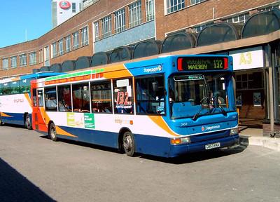 34501 - CN53HXA - Cardiff (bus station) - 1.8.07
