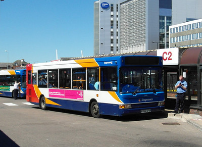 34774 - PX55EFD - Cardiff (bus station) - 23.7.12