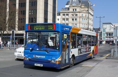 34506 - CN53HWR - Cardiff (Wood St)