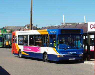 34776 - PX55EFF - Cardiff (bus station) - 23.7.12