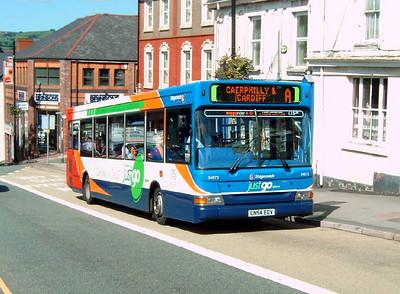 34672 - CN54EDV - Caerphilly - 1.8.07