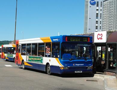 34511 - CN53HWY - Cardiff (bus station) - 23.7.12