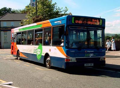 34663 - CN54EDC - Caerphilly - 1.8.07
