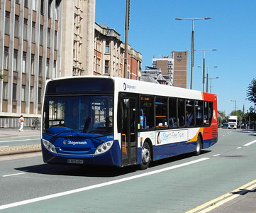 22793 - CN09ABV - Cardiff (Newport Road) - 23.7.12