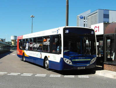 22789 - CN09ABF - Cardiff (bus station) - 23.7.12