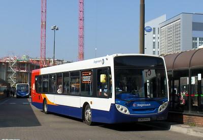 22781 - CN09AAJ - Cardiff (bus station)