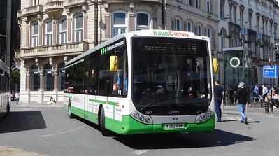 25117 - YJ62FBF - Cardiff (St. Mary St)