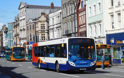 28712 - YN14FVD - Cardiff (St. Mary St)