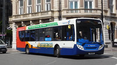 28736 - YN15KGK - Cardiff (St. Mary St)