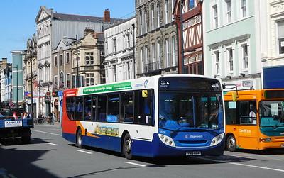 28741 - YN15KGX - Cardiff (St. Mary St)