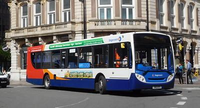28721 - YN15KFO - Cardiff (St. Mary St)