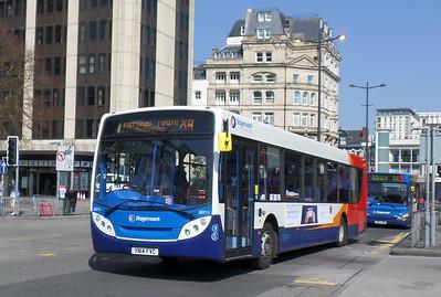 28711 - YN14FVC - Cardiff (Wood St)