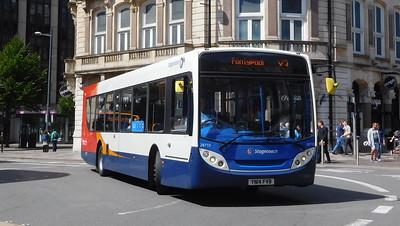 28710 - YN14FBV - Cardiff (St. Mary St)