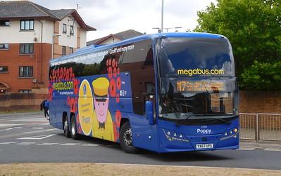 54289 - YX67UPS - Swansea (West Way)