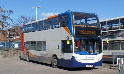 19570 - WA59FWS - Exeter (bus station)