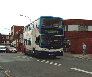 18118 - WA04FOK - Exeter (Cheeke St) - 5.8.06