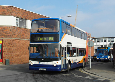 18117 - WA07FOJ - Exeter (Bampfylde St) - 19.2.13
