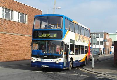 18113 - WA04FOC - Exeter (Bampfylde St) - 19.2.13
