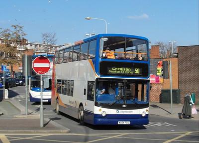 18117 - WA04FOJ - Exeter (Bampfylde St) - 19.2.13