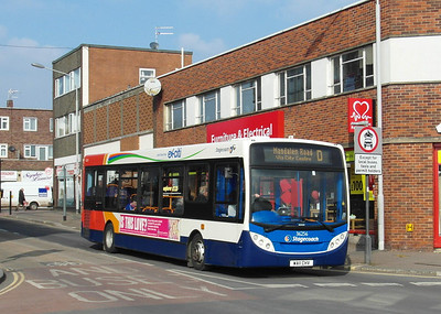 ADL Enviro200 - '60 and '11 plates