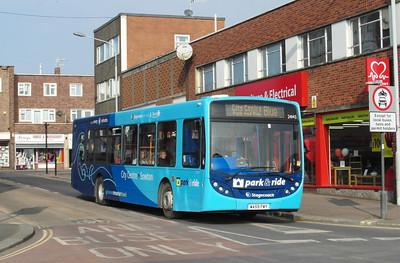 24143 - WA59FWY - Exeter (Cheeke St) - 19.2.13