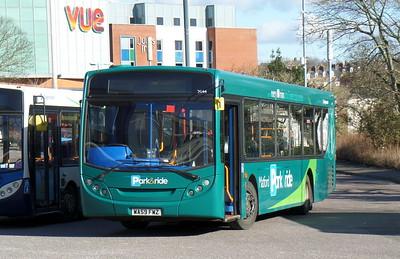 24144 - WA59FWZ - Exeter (bus station)