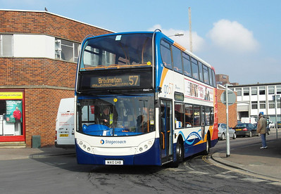 15662 - WA10GHB - Exeter (Bampfylde St) - 19.2.13