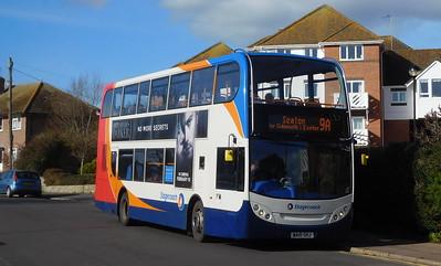 15667 - WA10GHJ - Lyme Regis (Anning Road)