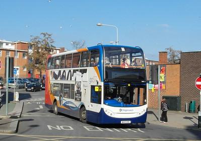 15665 - WA10GHG - Exeter (Bampfylde St) - 19.2.13