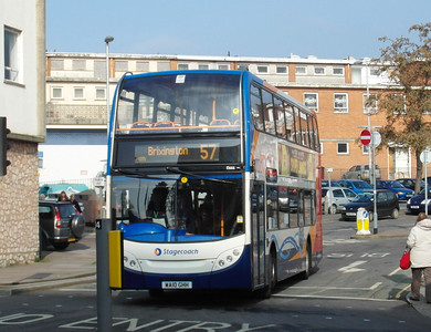 15666 - WA10GHH - Exeter (bus station) - 19.2.13