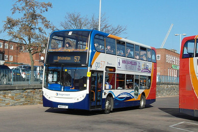 15664 - WA10GHF - Exeter (bus station) - 19.2.13