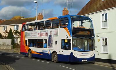 15664 - WA10GHF - Lyme Regis (Charmouth Road)