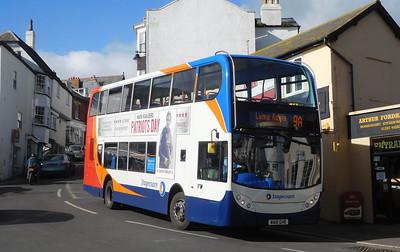 15662 - WA10GHB - Lyme Regis (square)